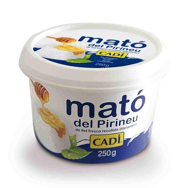 QUESO REQUESON MATÓ 250g