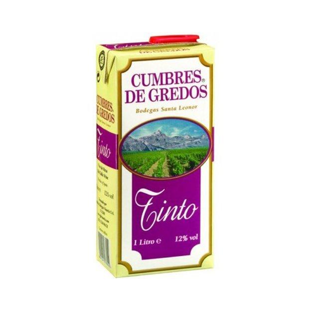 VINO CUMBRE DE GREDOS
