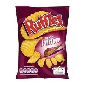 RUFFLES JAMÓN
