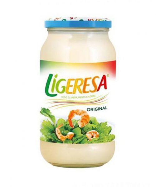 MAYONESA LIGERESA