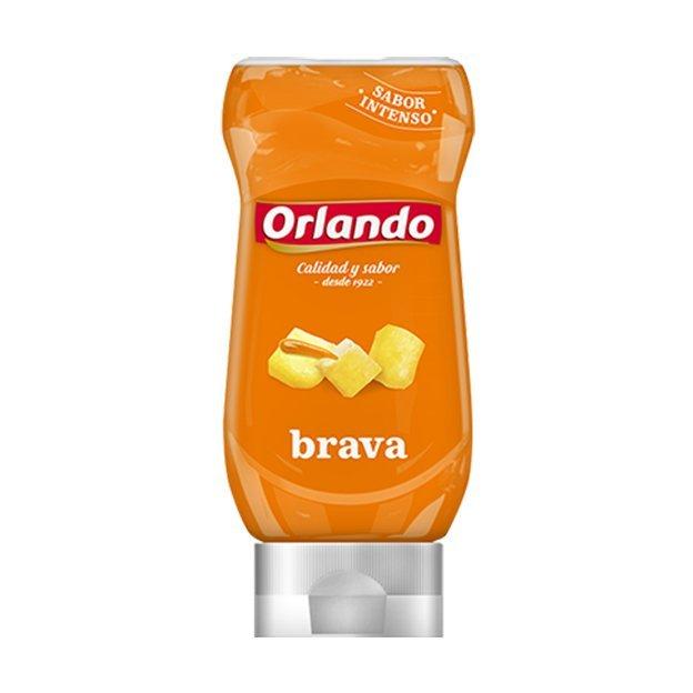 SALSA BRAVA ORLANDO