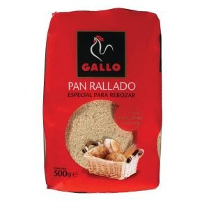 PAN RALLADO 500g GALLO