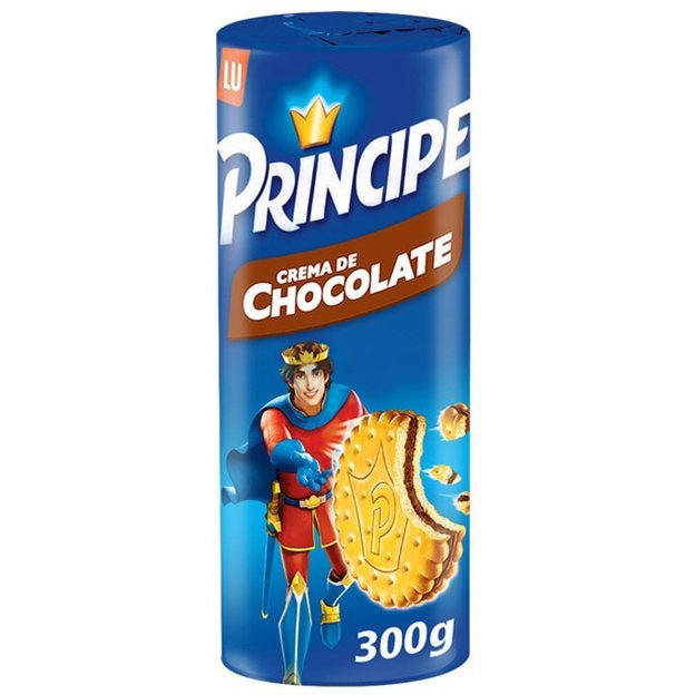 GALLETAS PRINCIPE CHOCOLATE 300g
