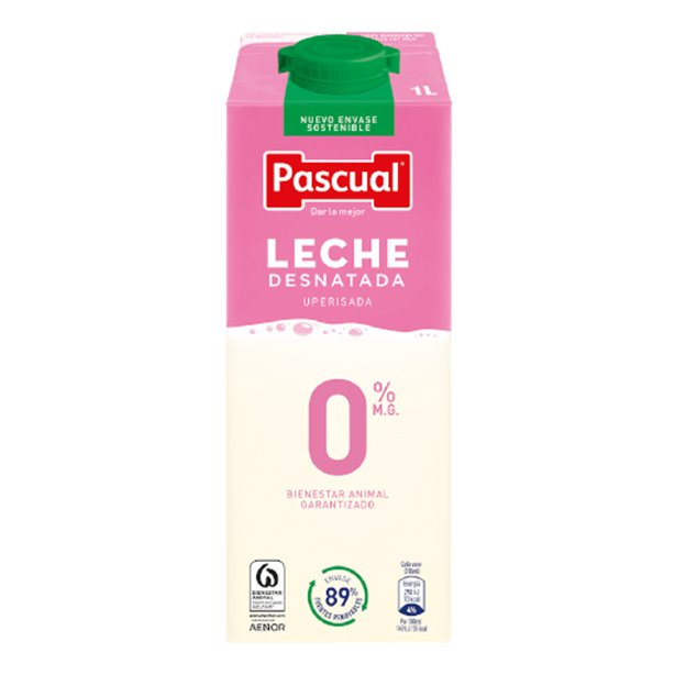 LECHE PASCUAL 1L