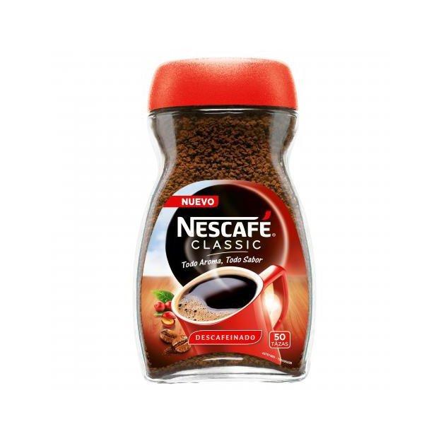 CAFÉ SOLUBLE NESCAFE