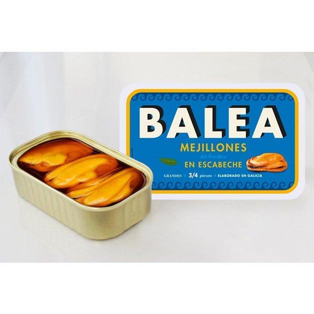 MEJILLONES BALEA