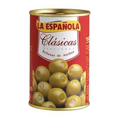 ACEITUNAS VERDES LA ESPAÑOLA
